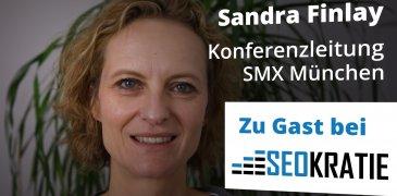 Video:  Die beste berufliche Entscheidung meiner Laufbahn · Sandra Finlay von der SMX im Interview