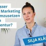 VIDEO: Content Marketing: Intern oder Agentur- Was ist besser?