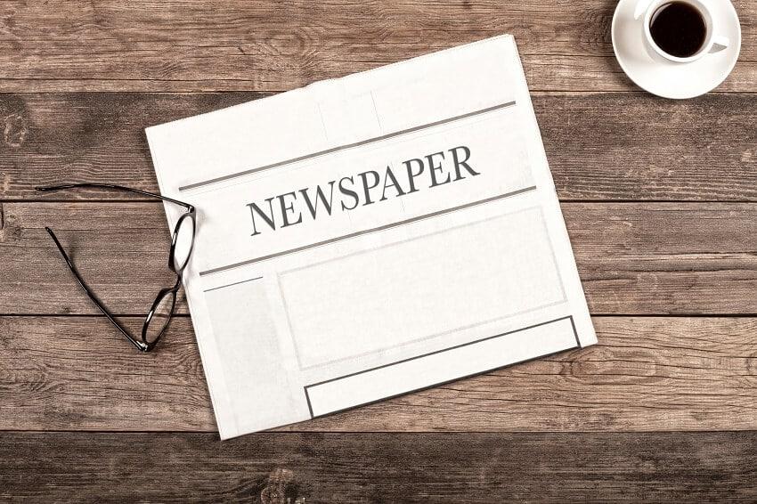 Zeitung-auf-dem-Tisch-mit-der kreativitaetstechnik-zeitung-aus-der-zukunft-ist-bald-dein-eigener-artikel-darin