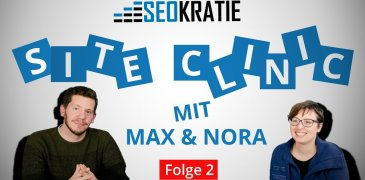 Video: SEO Site Clinic – Online-Shop-Analyse mit 5 SEO-Tipps