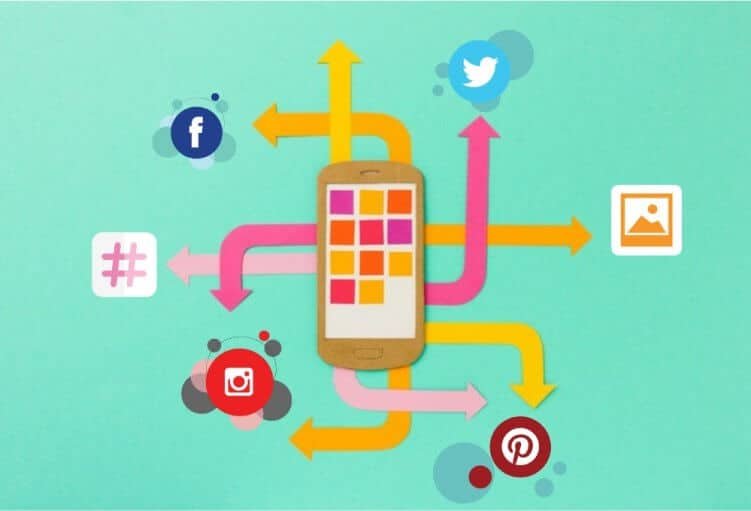 Social Media Plugins als Verbindung zwischen Webseite und Social Media Netzwerk