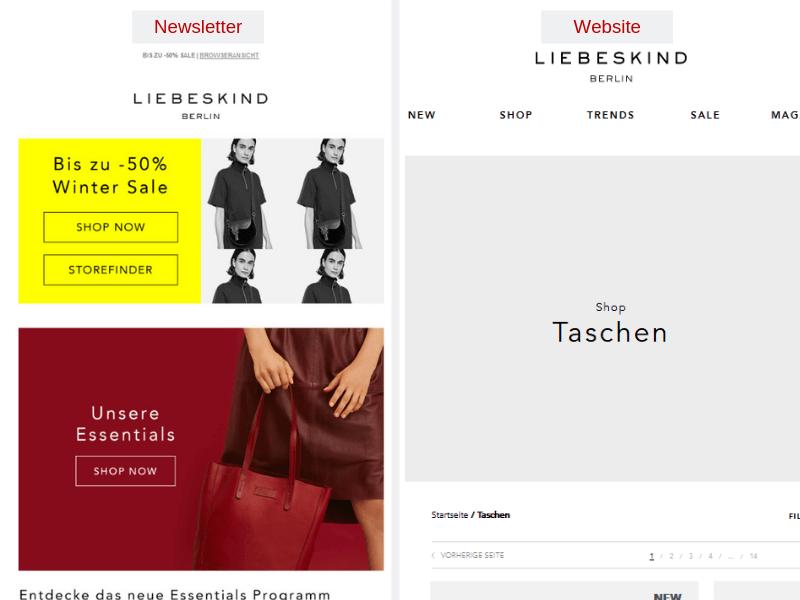 Newsletters mit wiedererkennbarem Corporate-Design