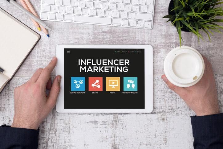 Influencer Marketing B2B und B2C