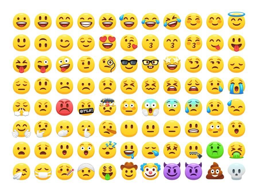 Emoji Marketing 7 Tipps Für Deine Social Media Kampagnen