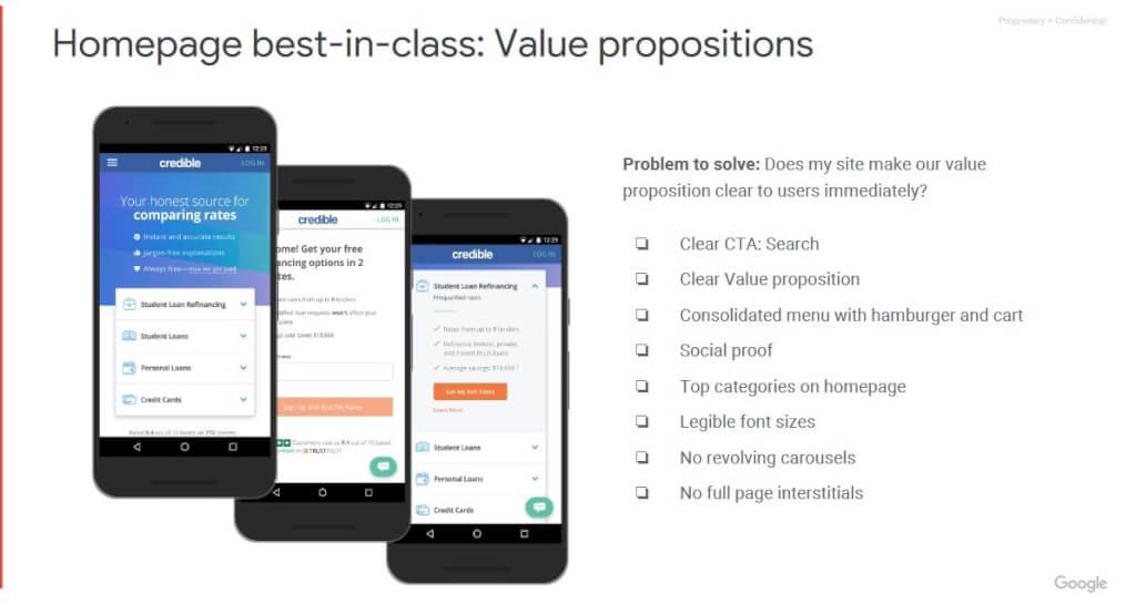 UX-Tipp Nutzenversprechen
