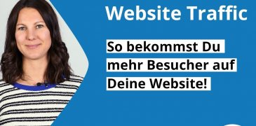 Video: So bekommst Du mehr User auf Deine Website