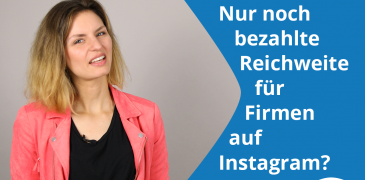 Video: Bittet nach Facebook auch Instagram die Unternehmen zur Kasse?