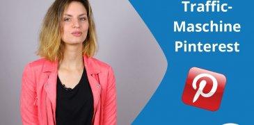 Video: So holst Du Dir langfristig Traffic über Pinterest auf Deine Webseite!