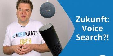Video: Voice Search SEO – Ist Sprachsteuerung die Zukunft?