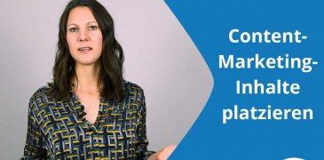 Video: Wo platziere ich meine Content-Marketing-Inhalte am besten?