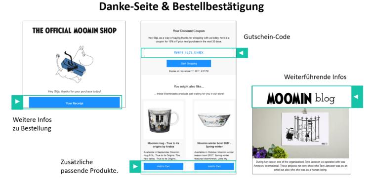 danke-seite_bestellbestätigung_anmeldung newsletter