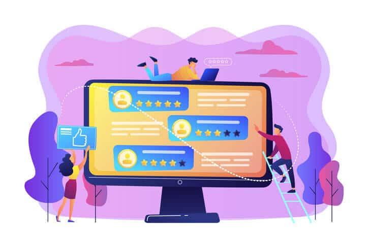 Kundenbewertung hinsichtlich Kundenzentrierung