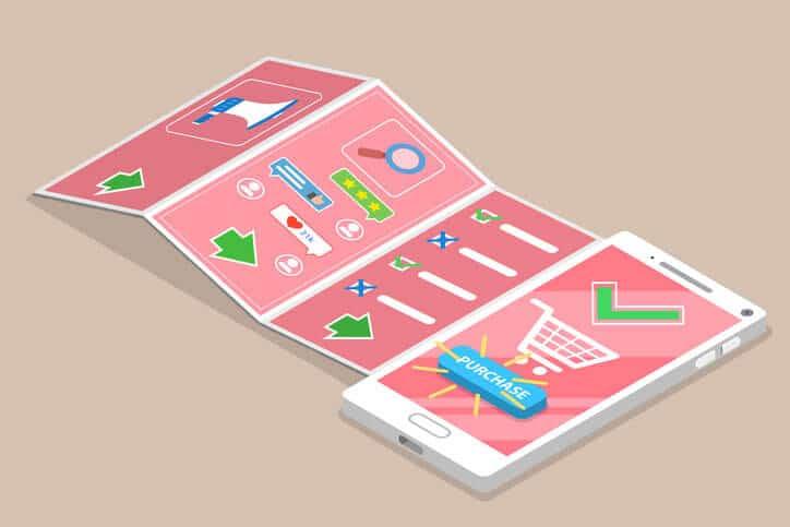 Mobile Customer Journey